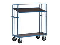 Adjustable Shelving Trolleys