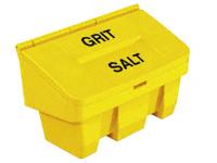 Grit & Salt Bins