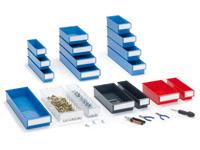 Small Parts Shelf Bins
