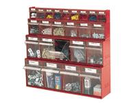 Tilting Storage Boxes